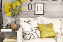 Home - Living Room / by Lauren Bloom