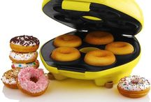 Donuts/Fritters/Donut Maker Recipes / Easy to make or possible donut maker recipes