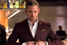 the gosling effect. / trimmed & tailored. / by Tevia Kelsey