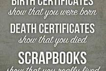 Scrapbooking / by Valerie Norman