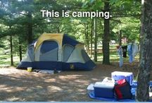 Camp/camping / by Nicky Walton