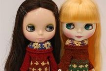 Big Headed Beauties / Blythe & Pullip dolls, their clothes and collectors.