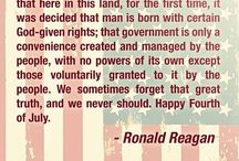 America / Being American--Love of country!