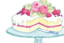 CAKES / Cakes of all kinds and shapes!