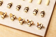 Baking Bees and Bee Parties / All things food in the shape of bees and hives/Party ideas and favors! / by Linda Sedgass