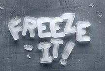 Freezer Cooking / Make It Ahead of Time and Freeze it for quick meals, desserts and snacks!