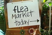 Booth/Flea Market Ideas / Displays and Vignettes to make booths interesting and inviting!