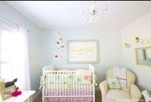 Rooms for Kids / Inspiration for Nurseries and Big-Kid Rooms / by Jenae {I Can Teach My Child!}