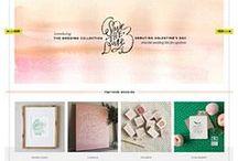 Graphic Design // Web