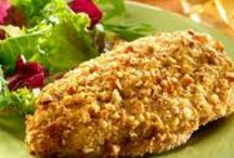 Food-Chicken/Turkey / Dishes made with chicken or turkey.