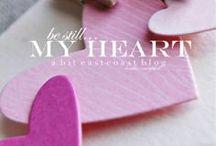 .[b e   m i n e]. / my favorite Valentine projects