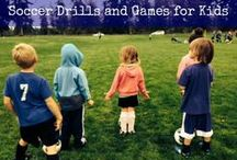 Sports for Kids / Ways kids can have fun playing sports.  / by Jenae {I Can Teach My Child!}
