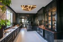 2014 House Beautiful Kitchen of the Year / KraftMaid cabinetry is featured in the 2014 House Beautiful Kitchen of the Year. Designed around the latest trends, it's a showplace for high-end style. / by KraftMaid Cabinetry