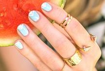 Summer Nail Art!