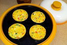 RangeMate / Microwave:  Grilling-Steaming-Baking in one