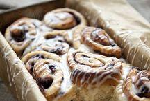 Bread--SWEET-Cinnamon Rolls, etc. / Baked sweet breads--rolls, pastries, loafs, etc.