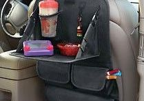 Car Organization / Great ideas and products for the road!