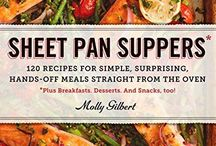 Sheet Pan and Foil Package Recipes / Recipes that can be cooked on ONE sheet pan OR wrapped in a foil package to cook!