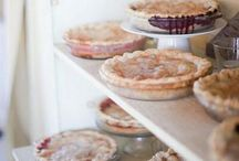 Pies-Traditional / Round Pies of all flavor  sand designs!