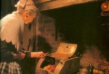 Tasha Tudor / Times gone by and Early ways to get it done!