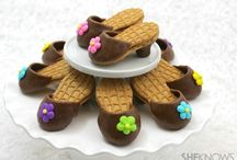 COOKIES--Store Bought and  then decorated.... / Buy the cookies and then make them adorable!