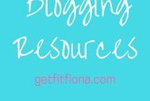 Blogging Resources / My favorite blogging resources