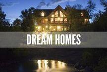 Dream Homes / by Cherie Poirier