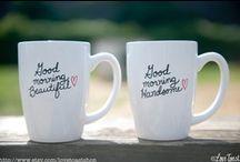 Mugs / by Robin Elizabeth