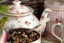 Tea Pots & Cups