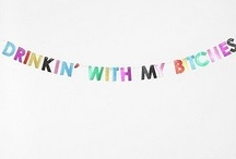 Lets plan a partyyy! / by Betty Quiñones