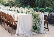 Wedding Styling / When it comes to styling a wedding that is truly yours, it's all in the details.
