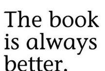 I heart books. / by Marcia Kingsland