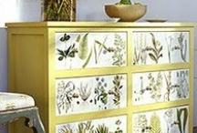 painted furniture / by Ann Nicholson