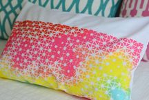Sewing - General Fabric Crafts / Lots of great sewing project ideas. / by Rebecca Greco