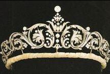 Crowns, Tiaras & ..... / by Jaclynn Wickey