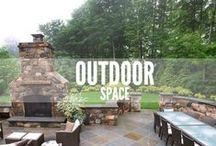 Outdoor space / by Cherie Poirier