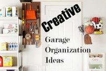 Garage-Attic-Shed-Workbench / by Jill