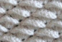 crochet stiches, Tips + tutorials