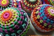 Needlework, Crochet, and the like / by Ann Nicholson