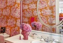 pinks and oranges / by Jan Fogel