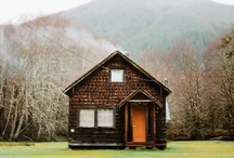 I want a cabin