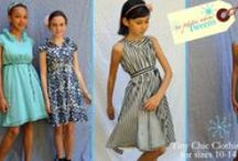 Ses Petites Mains Tweens, Girls sizes 10 - 14, / Our Tween sized dresses for girls sizes 10 - 14 years are perfect for Everyday & Special Occasions.  We keep young girls looking chic & modern in beautiful, styles, appropriate to their age.   Flower girl dresses, Junior Bridesmaid dresses, graduation dresses, confirmation dresses --whatever the occasion, Ses Petites Mains has the dress for you.