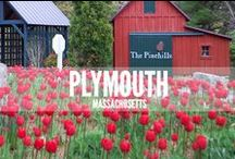 Plymouth, MA / Plymouth is a geographically large and historic oceanfront town.  Alante Real Estate is headquartered in Plymouth!   / by Cherie Poirier