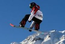 2014 Olympics / Let's cheer on #TeamCanada at the 2014 Winter Olympic Games in Sochi, Russia! #GoCanadaGo!! / by YummyMummyClub.ca