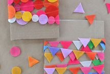 Crafts - Fabulous Felt / Projects and ideas for sewing with felt.  / by Rebecca Greco