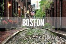 Boston, MA / by Cherie Poirier