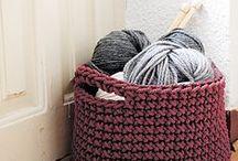 crochet hooker / by Cristin Pregent