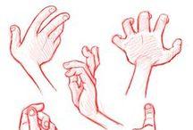 Illustration | Hands