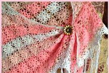 Crochet: Scarves, Shawls & Mittens