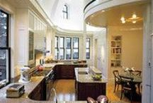 Dream Home: Kitchens/Pantries/Dining Rooms
